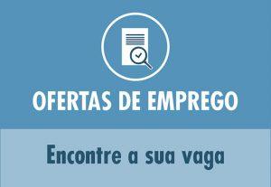 Consulta de Vagas de Emprego - Prefeitura Municipal de Ponta Grossa